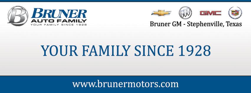 Bruner motors blog your gm dealer of stephenville texas for Bruner motors stephenville tx